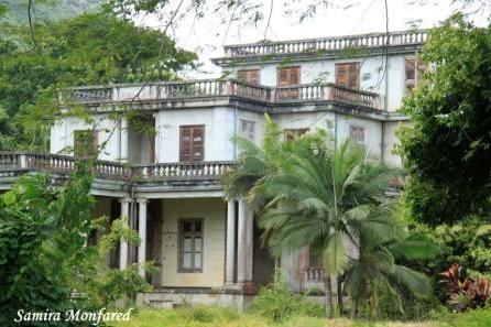 باغ و عمارت رضاشاه در جزیره موریس