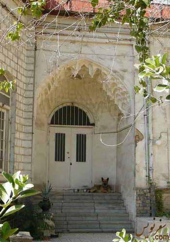 تصویر و عکس مقرنس کاری خانه و باغ اتحادیه (امین السلطان ، دایی جان ناپلئون)