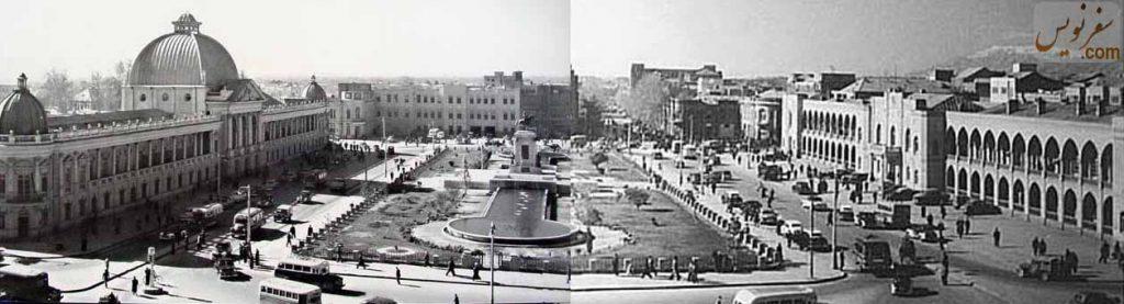 میدان امام خمینی (توپخانه) دردهه 30