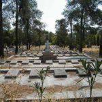 آرامستان لهستانیها و سنگ قبرهای آنها