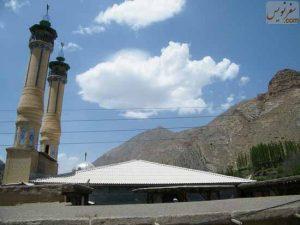 مسجد صاحب الزمان روستای تاکر