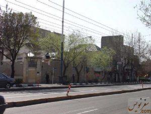 درختان روبروی مسجد سلمان کجاست ؟؟