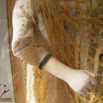 دستان شکسته مجسمه های موزه آبادان (تالار مردم شناسی)