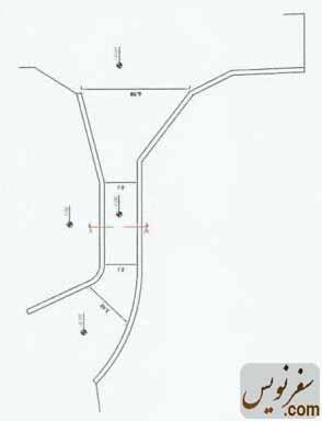 پلان و نقشه ریکا پل