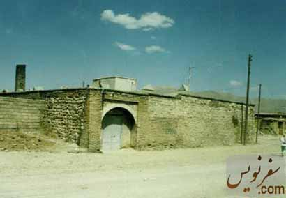 درب ورودی حمام بلداجی