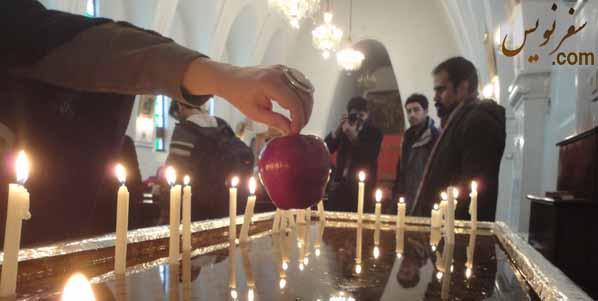 سهم کوچک همراهان از تور جشن اسفندگان