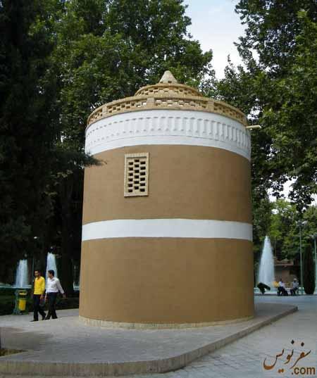 برج کبوتر (کبوترخانه) پارک شهر