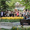 برگزاری برنامه باغ ایرانی و کلی تجربه
