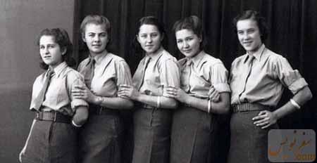 دختران کافه پولونیا لهستانی لاله زار