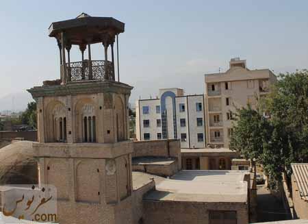 ساخت و سازهای بدون محدودیت در کنار مسجد قنبر علی خان