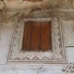 قابهای خالی و نقاشی های غیب شده خانه پیرنیا دوم (هرمز پیرنیا)