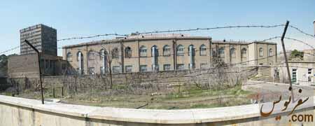 زمین باقی مانده از باغ حسین پیرنیا و مدرسه ژاندارک