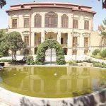 خانه مشیرالدوله پیرنیا (منظر جنوبی)