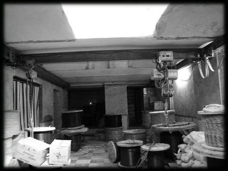 گورستان سینما لاله زار (سالن سینما مترو ،انبار کالا)