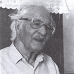 استاد علی اکبر صنعتی در سالهای آخر
