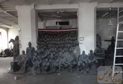 اثر زندانیان دربند، در حال خاک خوردن، آبان 92