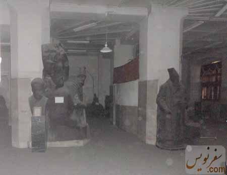 آثار موزه صنعتی 13 آبان در حال خاک خوردن، آبان 92