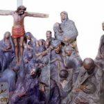 حضرت عیسی و بینوایان، گچ فرنگی، موزه صنعتی 13 آبان