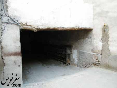 دالانی برای رسیدن به خانه شیخ فضل الله نوری