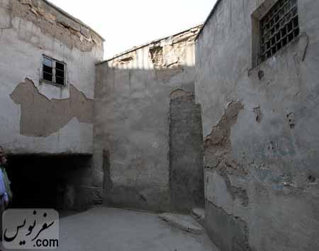 راه های رسیدن به خانه شیخ فضل الله نوری