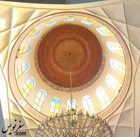 گنبدخانه مسجد شیخ فضل الله نوری (میرزا یونس خان)
