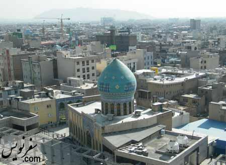 مسجد شیخ فضل الله نوری (میرزا یونس خان) و ...