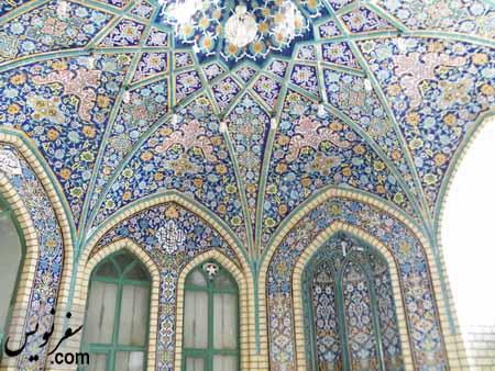 هشتی مسجد شیخ فضل الله نوری (میرزا یونس خان)