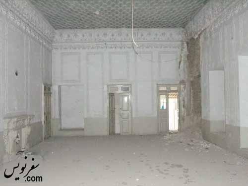 اتاق جنب نقاشی خانه معین التجار بوشهری