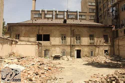 خانه معین التجار بوشهری