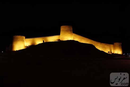 قلعه ارگ انار