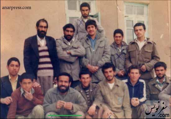 شهید حسین جعفری پور، حاجی پاسدار