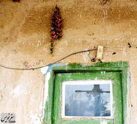 عکسی از روستای عاشقان تقدیم به همه سفرنویسان عاشق