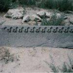 سنگ قبرهای صندوقی سرقت شده از قبرستان عاشقان