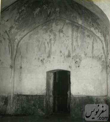 عکس قدیمی حمام گلشن