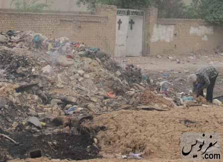آرامستان تاریخی اهواز محل تجمع معتادان