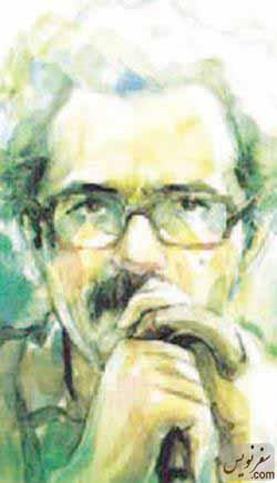 بیژن نجدی شاعر و داستان نویس لاهیجانی