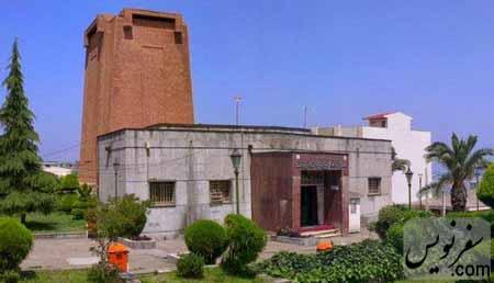 آرامگاه کاشف السلطنه (موزه تاریخ چای ایران) عکس توکلی
