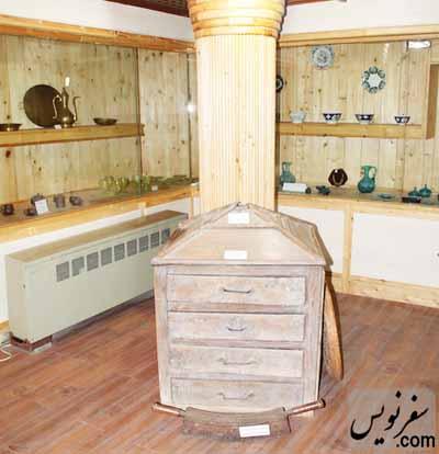 ادوات و آلات چای کاری در موزه تاریخ چای ایران