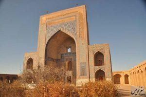 خانقاه مولانا زین الدین ابوبکر تایبادی