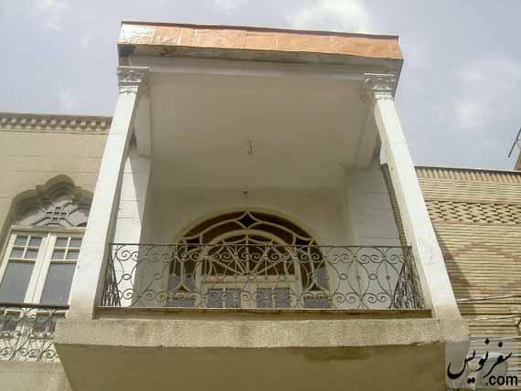 خانه تاریخی ماوثاله (کوچه جمالی)