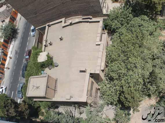 عکس خاه شهریار عدل از بالا