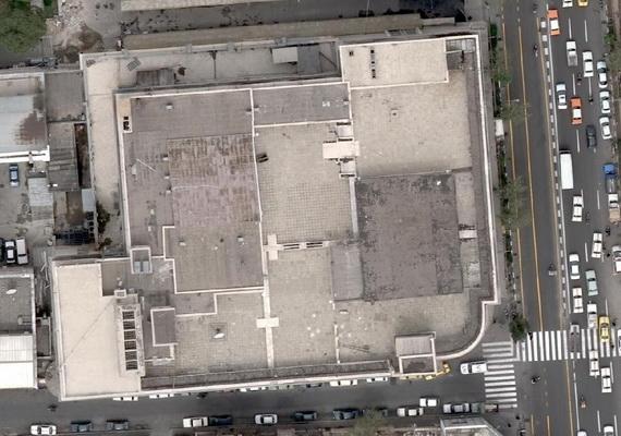 عکس هوایی فروشگاه فردوسی (شهر و روستا)