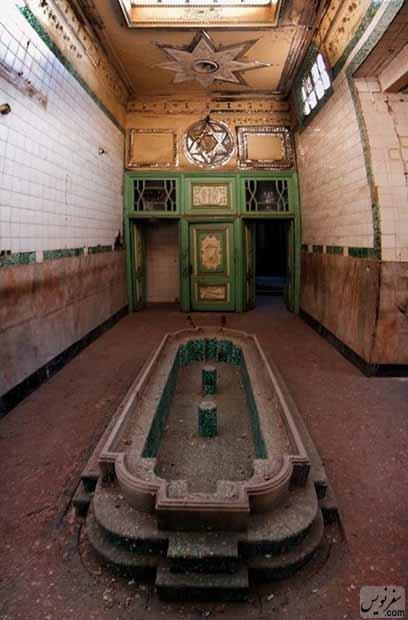حمام کشوریه