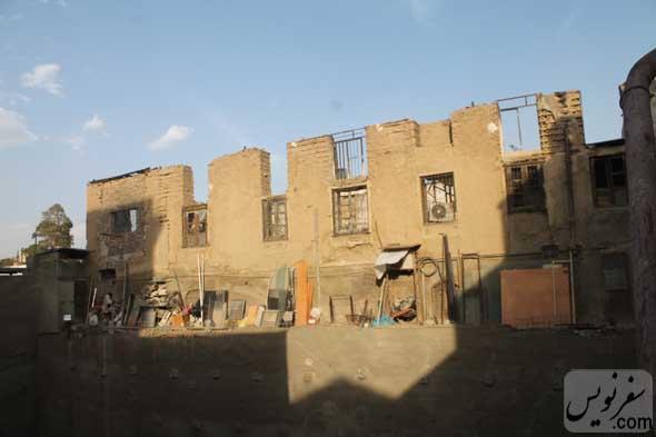 سایه مرگ، بر خانه های پیرامونی اتحادیه سنگینی می کند