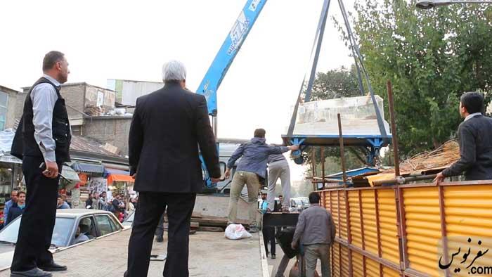 انتقال اسکلت 7000 ساله مولوی به موزه دوران اسلامی