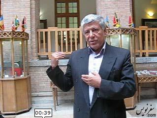 نصرآبادی در موزه ارتباطات، زمانی که موزه بود!