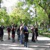 پرنده نگری Birdwatching در پارک شهر تهران