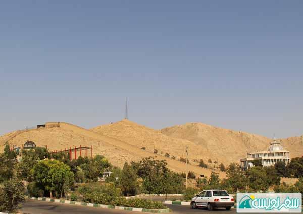 ساخت و ساز در حریم کاخ سلطنتی فرح آباد (قصرفیروزه)