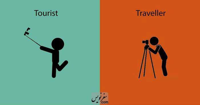 Touris یا Traveller