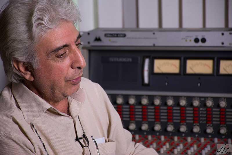 ویگن داوودی صدابردار و تنظیم کننده موسیقی